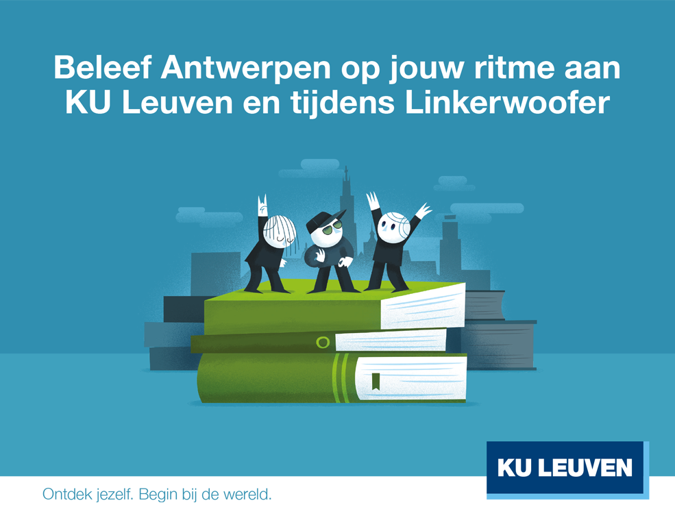 kuleuven advertentie